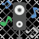 Speaker Woofers Sound Icon