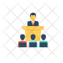 Speaker Followers Speech Icon