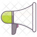 Speaker Announcement Branding Icon