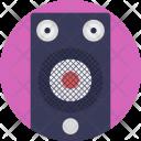 Speakers Audio Boxes Icon