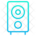 Speaker Box Icon
