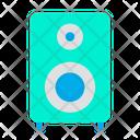 Speaker Box Icon