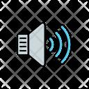 Speaker Max Icon