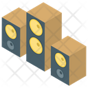 Speakers Icon