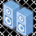 Speakers Music Sound Icon
