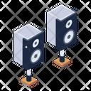 Music Speakers Sound Speakers Speakers Icon