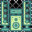 Speakers Speaker Stereo Icon