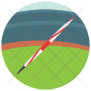 Spear throwing Icon