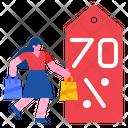 Special Percent Price Icon