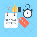 Special Offer Tag Icon