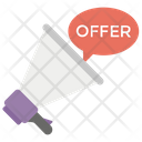 Special Offer Promotion Brand Marketing Icon
