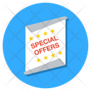 Special Offer Special Discount Sale Offer Icon