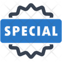 Special Sign Label Icon