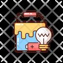 Special Hazard Solid Icon