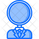 Specialist Search Magnifier Icon