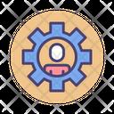 Specialization Manager Skill Development Icon