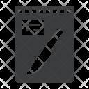 Specimen Crime Forensic Icon
