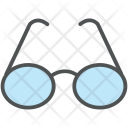 Spectacles Eyeglasses Glasses Icon