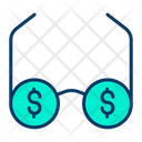 Spectacles Finance Vision Vision Icon