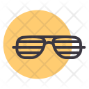 Spectacles Eyeglasses Specs Icon