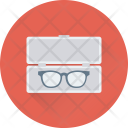 Spectacles Box Case Icon