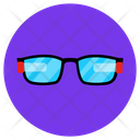 Spectacles Shades Eyewear Icon