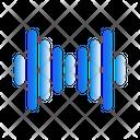 Spectrum Wave Tone Icon