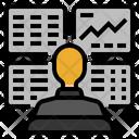 Speculate Trader Stockmarket Profession Stocktrader Icon