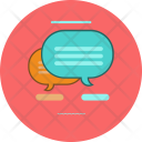 Speech Bubble Communication Icon