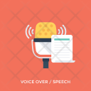 Speech Speaker Debate Icon