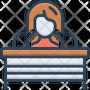 Speech Oration Harangue Icon