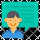 Dialog Conversation Speech Icon