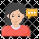 Dialogue Speech Speaking Icon