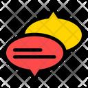 Speech Comment Dialogue Icon