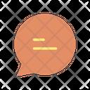 Speech Bubblem Speech Balloon Chat Bubble Icon