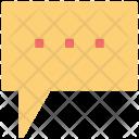 Speech Balloon Chat Icon