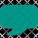 Speech-balloon- Icon