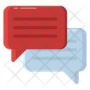 Chatting Comments Messaging Icon