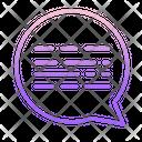 Ispeech Bubble Speech Bubble Chat Bubble Icon