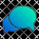 Speech Bubble Comment Speak Icon