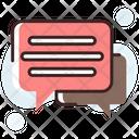 Chat Bubble Speech Bubble Chat Balloon Icon