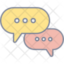 Speech Bubble Chat Communication Icon