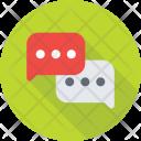 Chat Bubble Speech Icon
