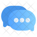 Speech Bubble Conversation Conversation Speech Icon