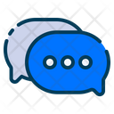 Speech Bubble Conversation Speech Conversation Icon