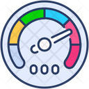 Dashboard Speed Speedometer Icon