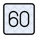 Speed Meter Road Icon