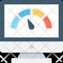 Speed Test Website Icon