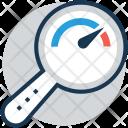 Speed Speedometer Indicator Icon