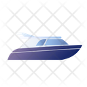 Boat Motorboat Yacht Icon